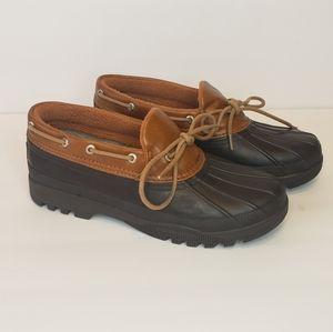 Sperry Top-Sider Women's Heron Duck Boots Low 8.5